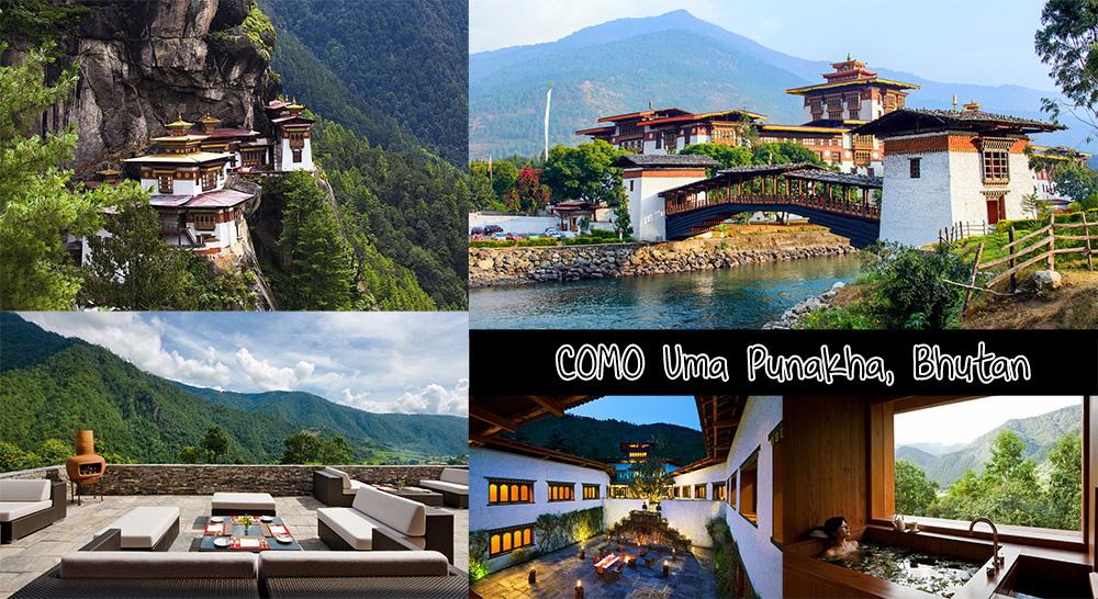 โรงแรม COMO Bhutan