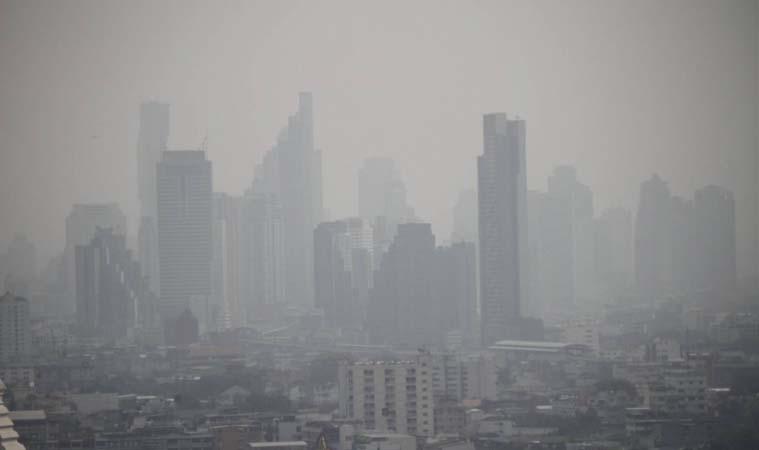 ฝุ่นละออง PM 2.5 มลพิษทางอากาศอันตรายกว่าที่คิด